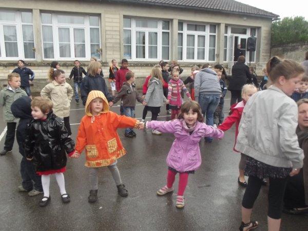 Kermesse école Léane