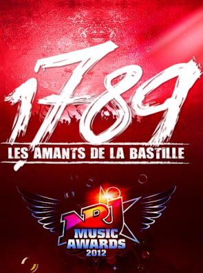 2 PRENOMINATIONS AUX NRJ MUSIC AWARDS 2012
