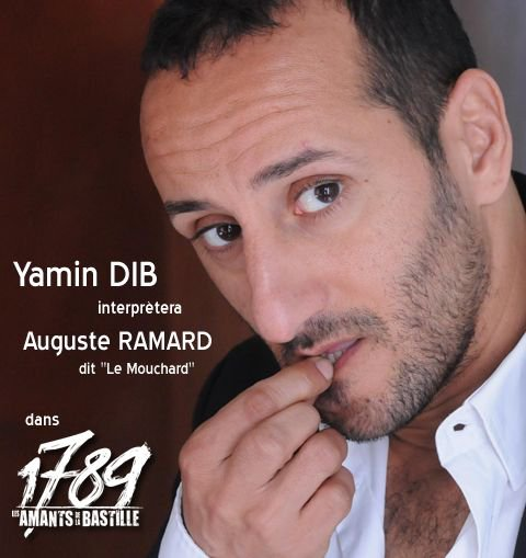 YAMIN DIB REJOINT LE SPECTACLE !
