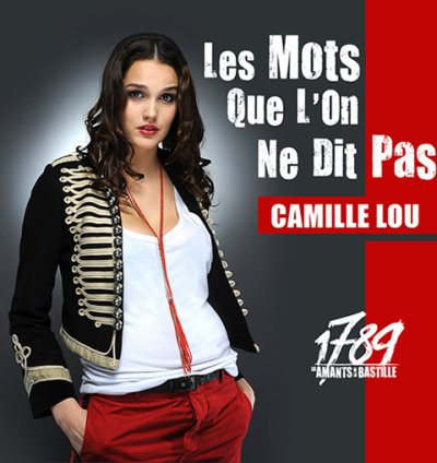 UN NOUVAU SINGLE PAR CAMILLE LOU