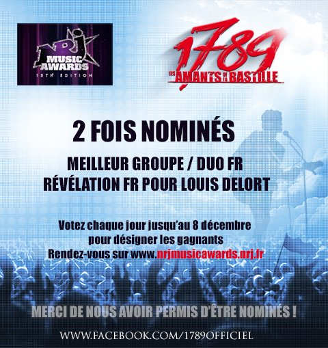 DES PRENOMINATIONS AUX NOMINATIONS !