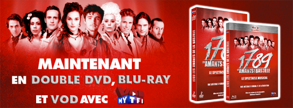 SORTIE DU DVD