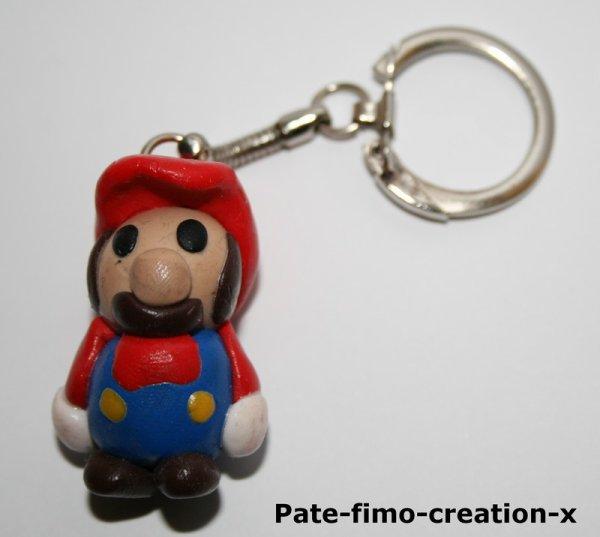 Mon premier Mario