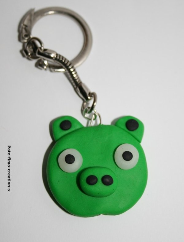 Cochon d'angry birds