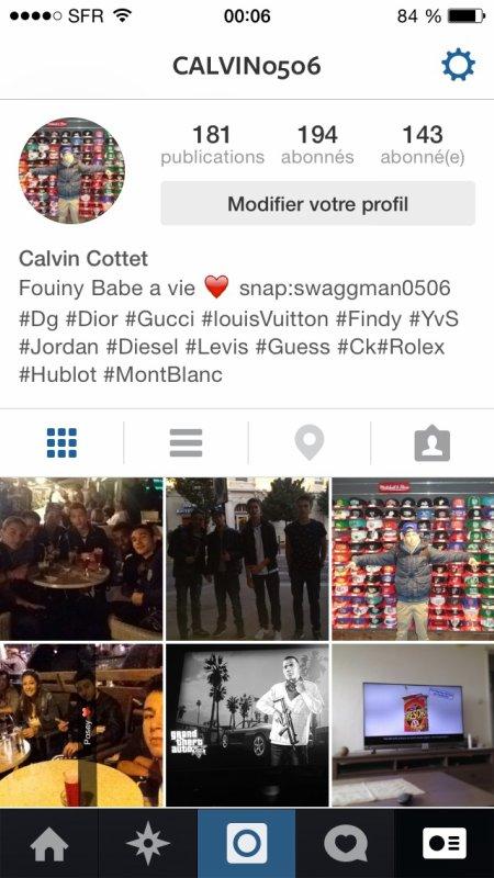 Instagramme ;)