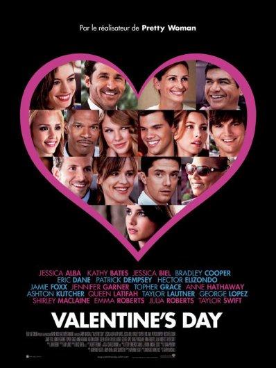 Taylor Lautner joue dans Valentine's Day