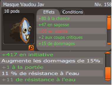 Coiffe Vaudou Jav