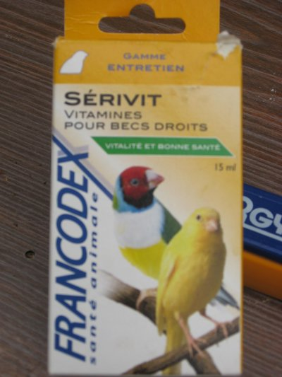 vitamine que j'utilise