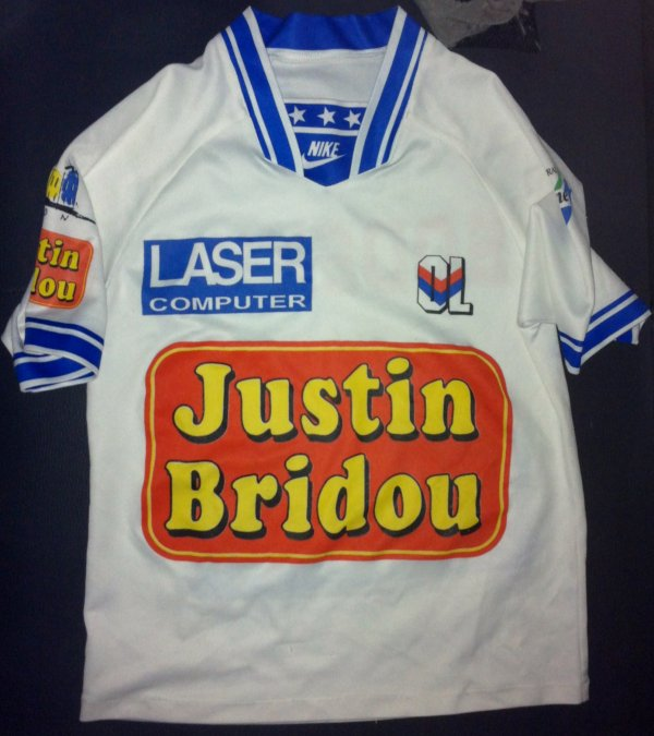 Maillot Home 1994/1995