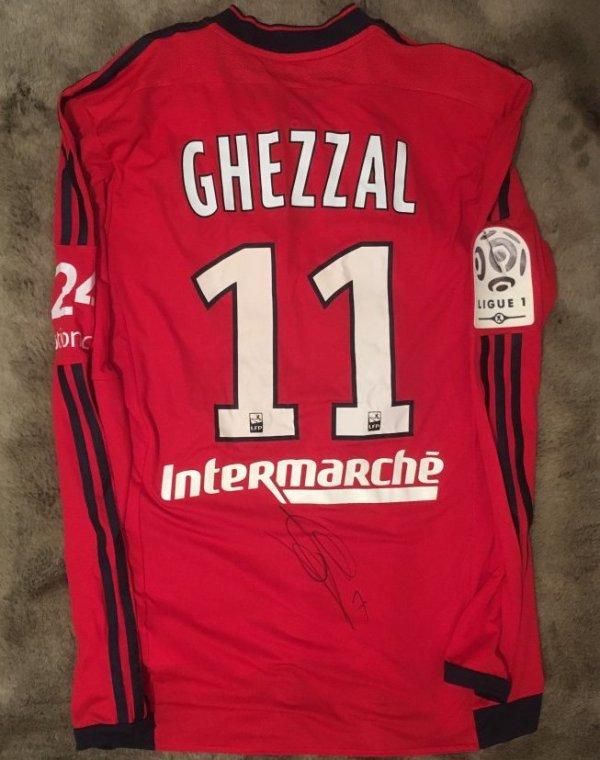 Maillot Away 2015/2016, Rachid Ghezzal