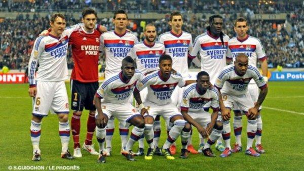 PRIORITE  : Recherche Maillot finale Coupe de la Ligue 2012