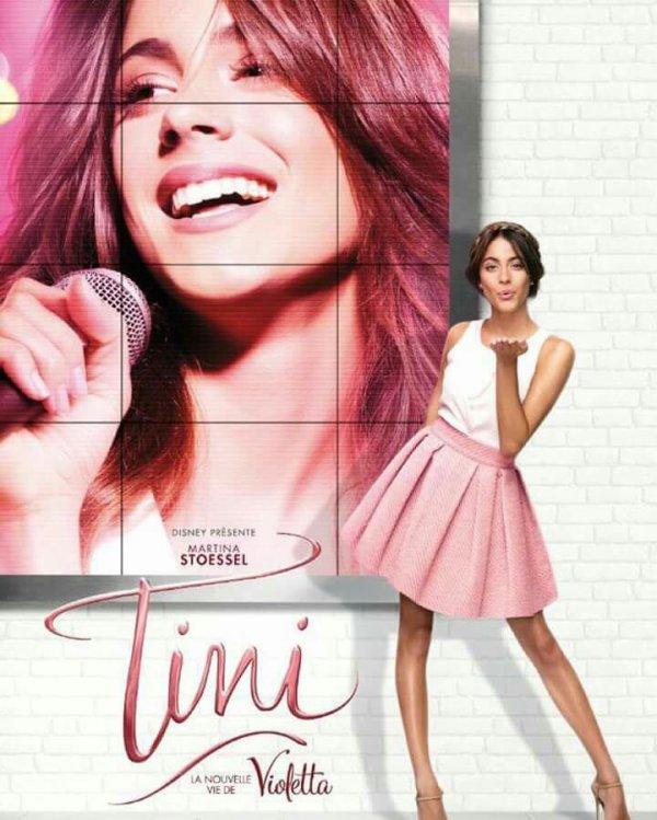 Tini, la nouvelle vie de Violetta - Première bande-annonce