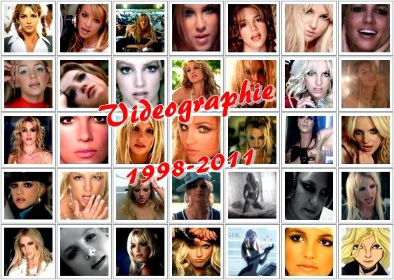 .:: Britney Spears : Videographie DVDRip ::.