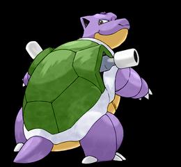 Tortank shiney pok monde - Tortank pokemon y ...