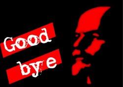 Good bye  .