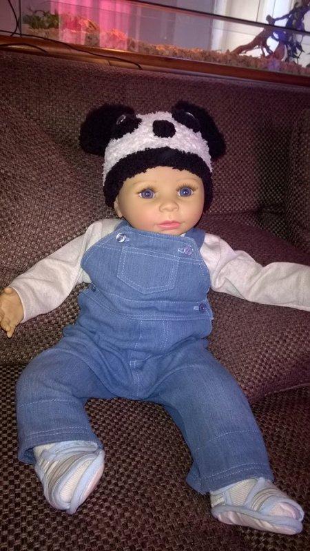 bonnet panda