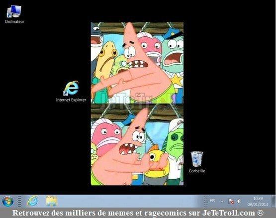 Internet Explorer ?! =D