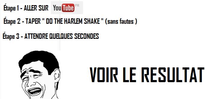 Do The Harlem Shake...