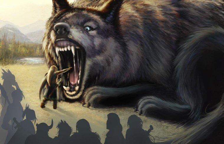 Loup de Fenrir