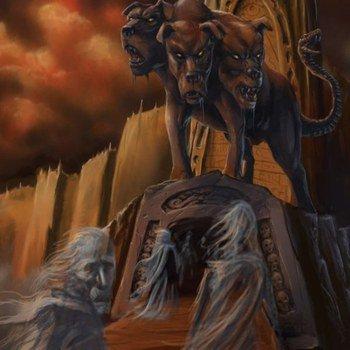 Animaux mythiques : Le cerbère.