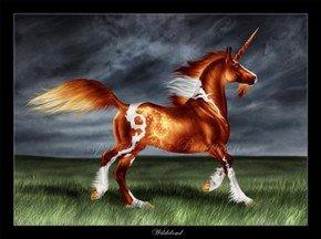 Animaux mythiques : La chromacorne.