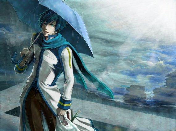 Et pour boucler la boucle, Keitaro. :3