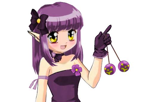 Un tag pour Violette, un ! 8D