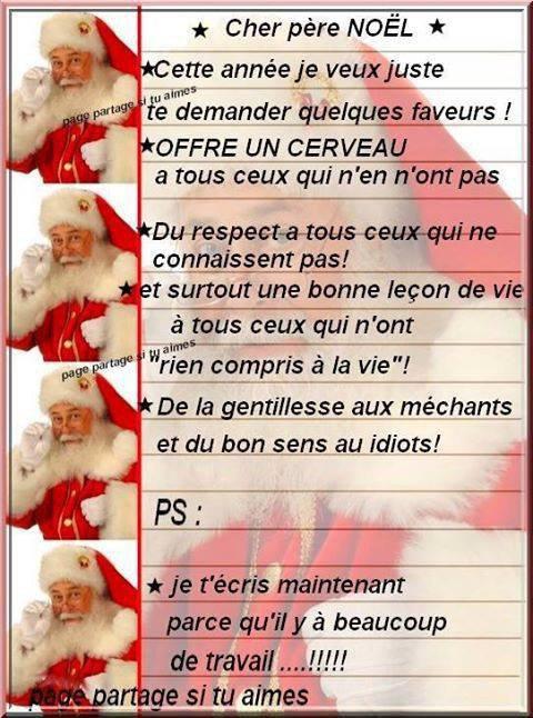 Remixe : Cher père Noël !
