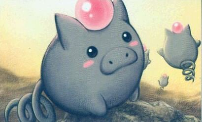 Spoink.