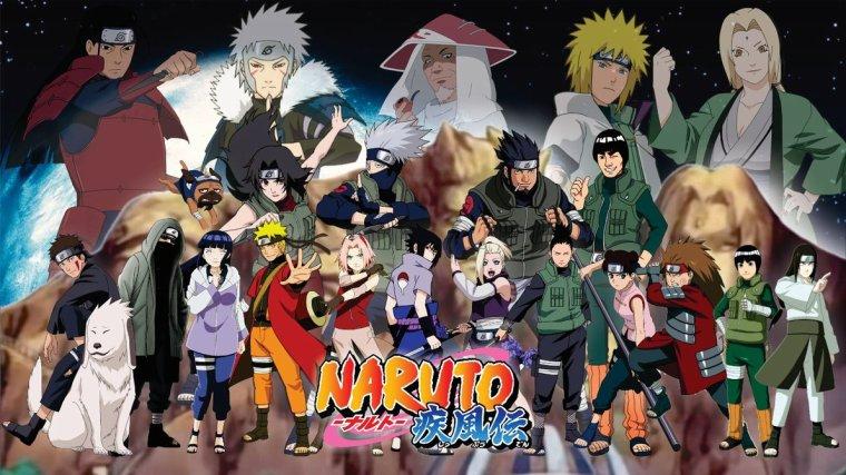Naruto, 2nde Partie du récit