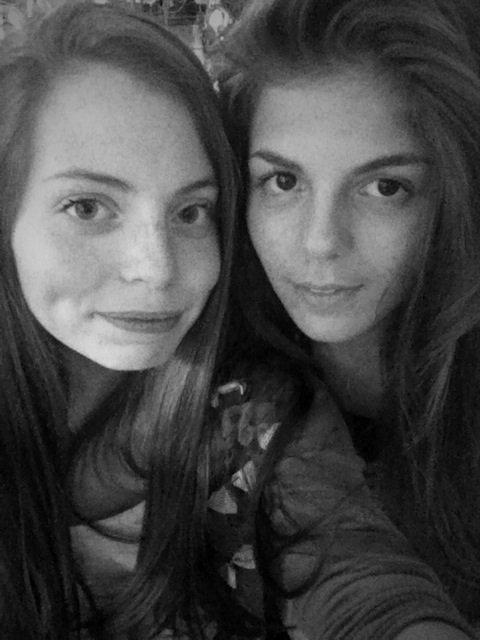 Moi et ma cousine d'amour Meli ❤