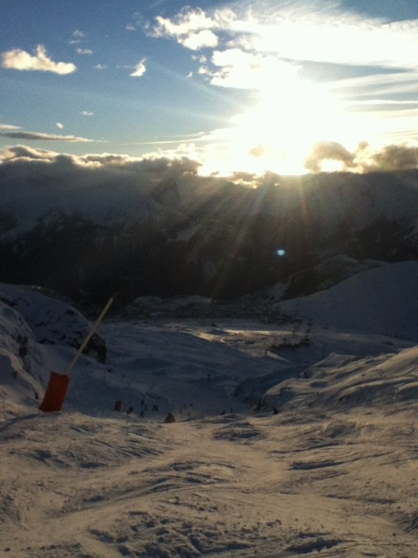 Alpe d'Huez ski