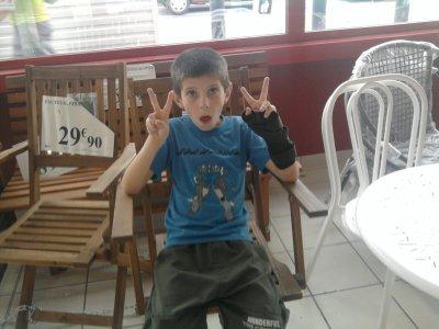 moi fils de 9ans
