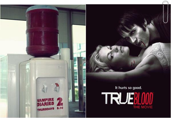 _  VAMPIRE DIARIES & TRUE BLOOD  _