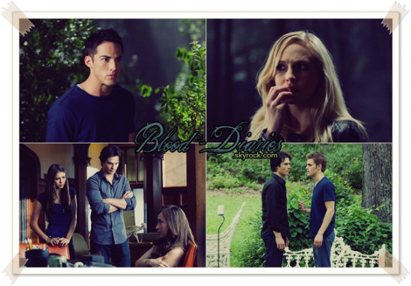 _  Que de révélations concernant Vampire Diaries   _