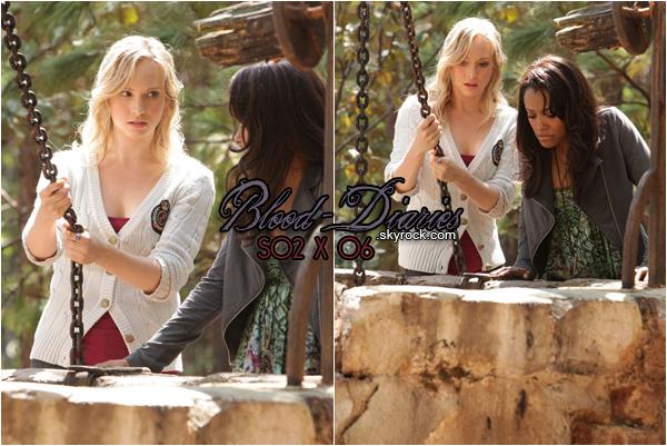 _   Stills de L'épisode 6 & 7 de Vampire Diaries   _