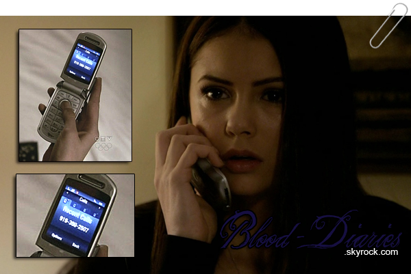 _  Anecdote sur The Vampire Diaries  _