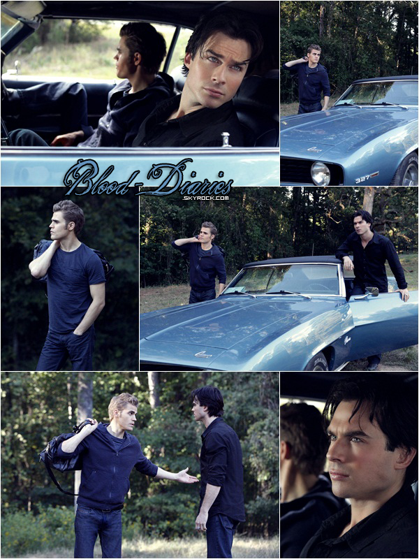 _    Stills de l'épisode 2x08 : Rose de The Vampire Diaries   _