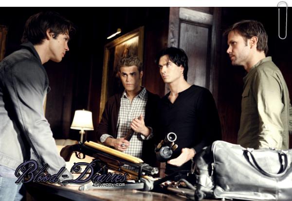 _  Des révélations sur l'épisode de Jeudi & sur l'épisode 10 de The Vampire Diaries   _