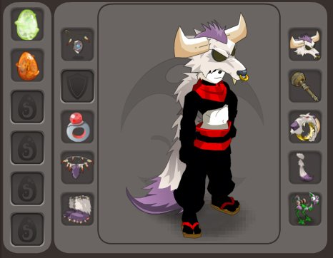 Wahtrix : Pandawa niveau 184