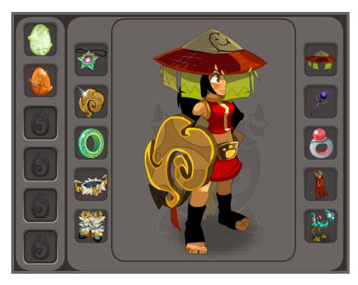 Ozatrix : Osamodas niveau 155