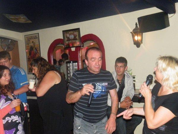 samedi 4 aout 2012 pub de l'elite