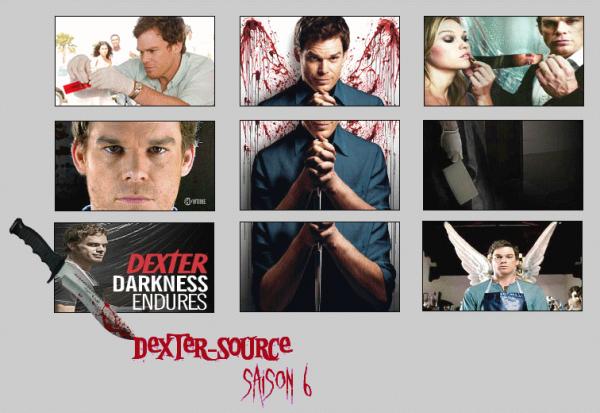 """News  La saison 6 sera """"la plus sombre de toutes"""", et Dexter explore la foi religieuse."""