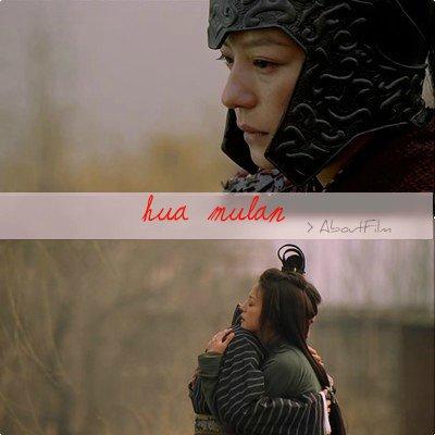 # Hua Mulan.♥
