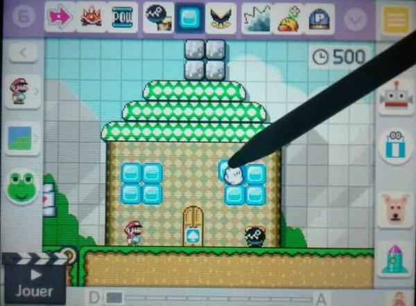 Mon avis sur...SuperMarioMaker 3DS | #1