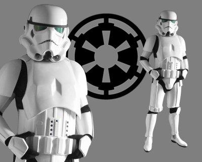 la 501e durant l'Empire