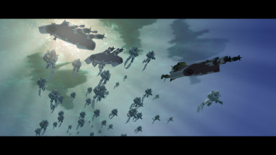 Clone Wars : Water wars