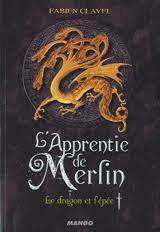 L'apprentie de Merlin tome 1