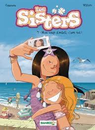 Les sisters tome 7 mon coup d'soleil c'est toi !