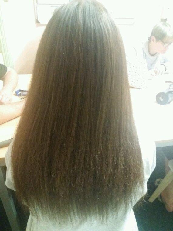 Mes cheveux ❤